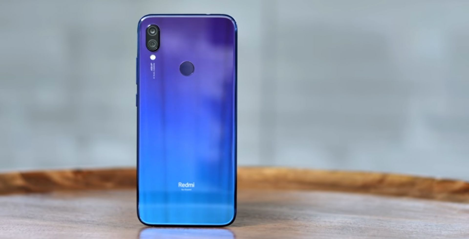 Xiaomi Redmi Note 7 задняя часть